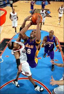 Kobe Bryant vs Allen Iverson - slamdunk007===>TOUT SUR LA NBA!!!